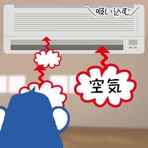 冷房の仕組み1