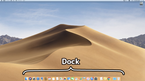 Dockとは