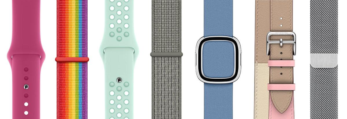 Apple Watch 挿絵 バンド
