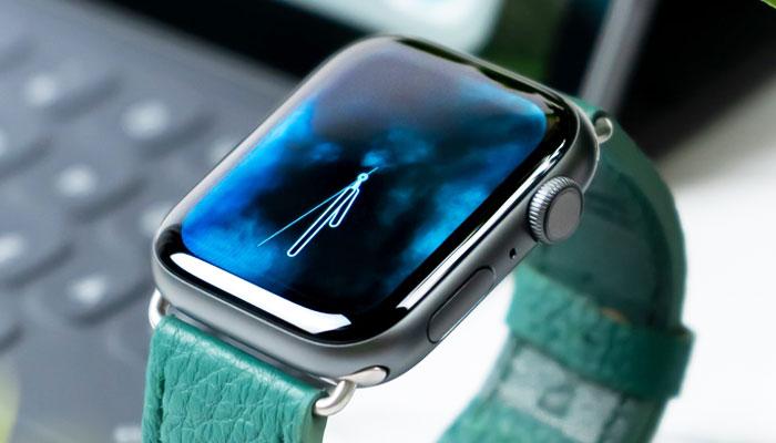 Apple Watch 挿絵 SERIES 4 本体
