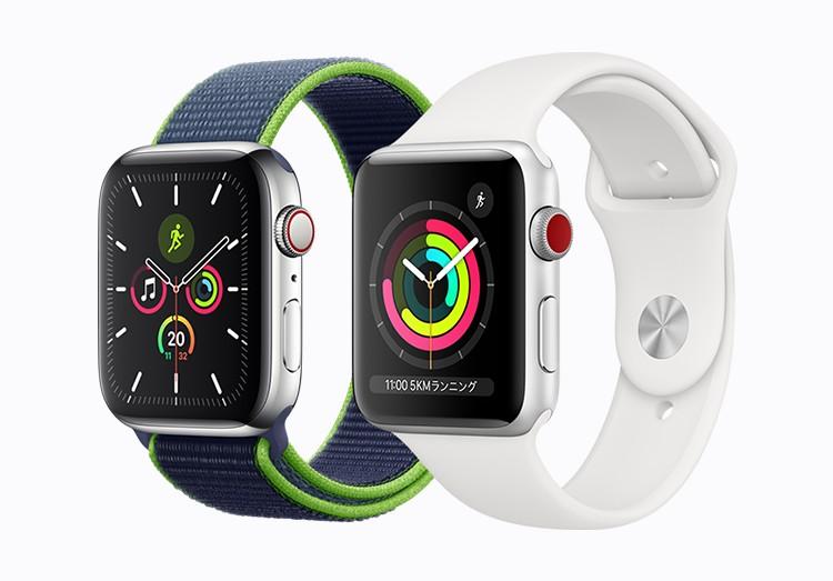 2021年2月版】Apple Watch 最新シリーズ6まで徹底比較まとめ!シリーズ3 or SEなにが買いなの? | 家電小ネタ帳 | 株式会社ノジマ サポートサイト