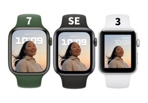 Apple Watch 最新シリーズ 7まで徹底比較まとめ!シリーズSE or 3の中で、どれが買いなのか?のアイキャッチ