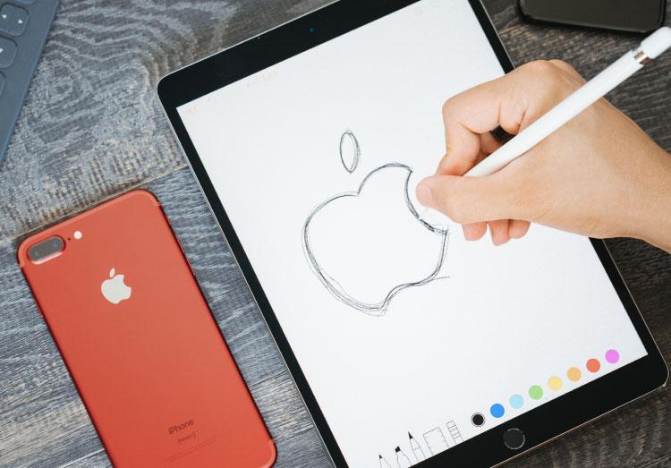 Apple Pencil対応は?使い方は?第2世代と第1世代の違いは?