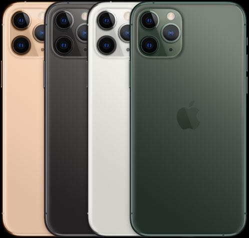 iPhone 11 pro イメージ図