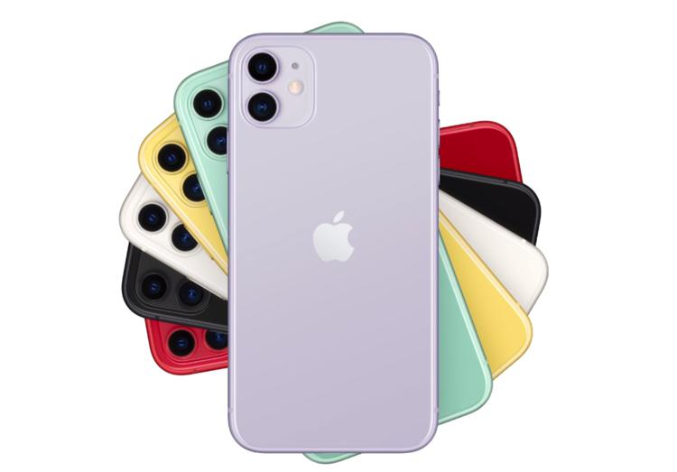 iPhone11の画像
