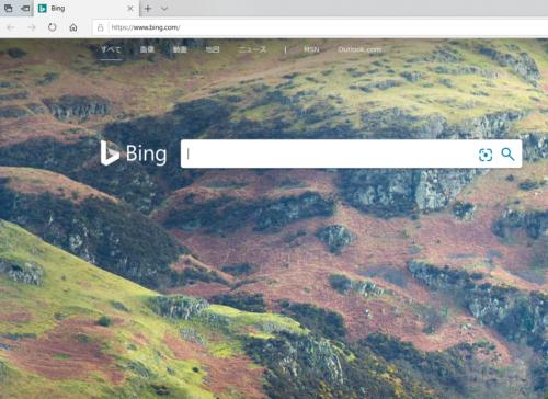 Bingトップ