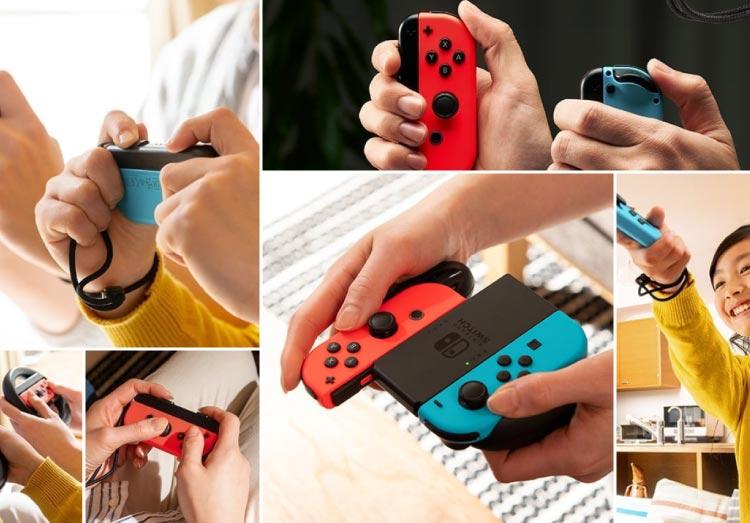 任天堂Switchトップ画像