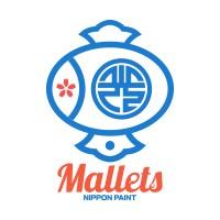 日本ペイントマレッツのチームロゴ