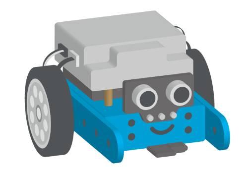 プログラミング教室で作ったロボットのイラスト