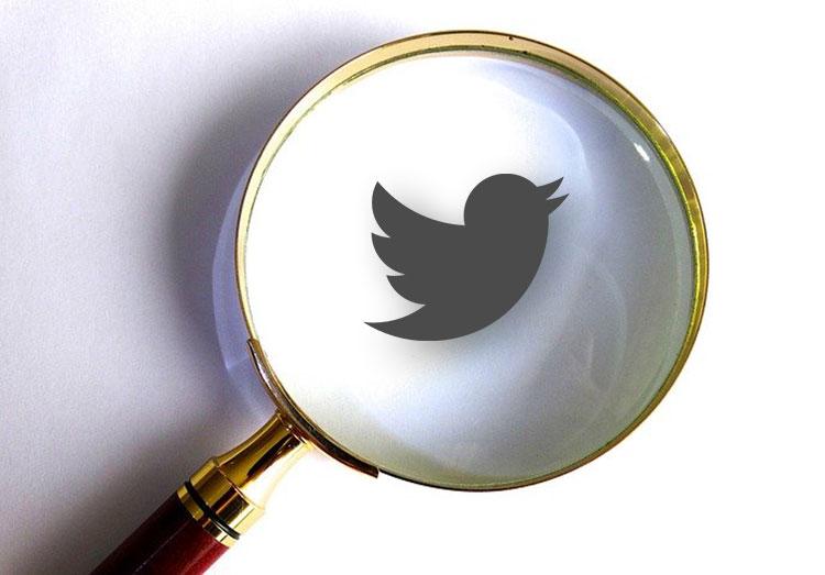 Twitterの検索