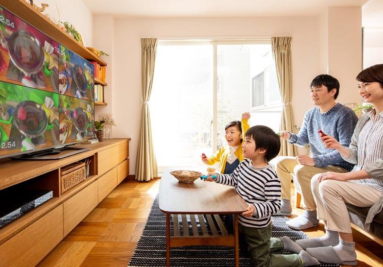 TVモードイメージ
