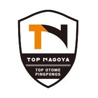 トップおとめピンポンズ名古屋のチームロゴ