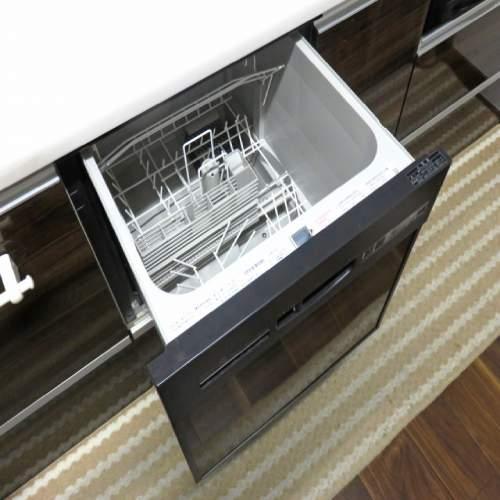 ビルトイン食洗機の画像