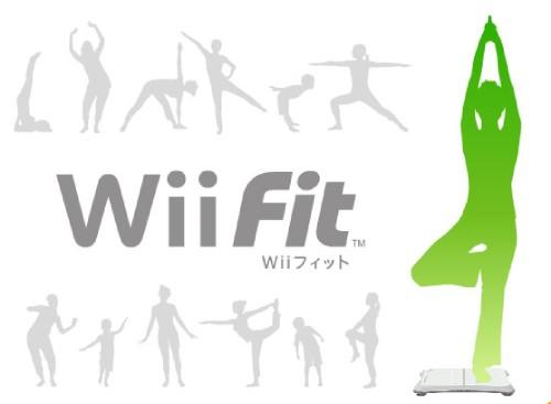 Wii Fit のパッケージ画像