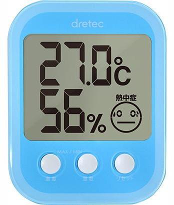 温湿度計の商品画像