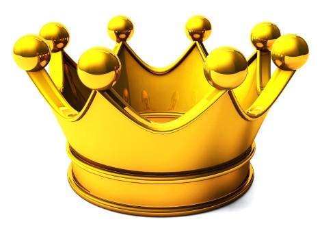 王冠のイラスト画像