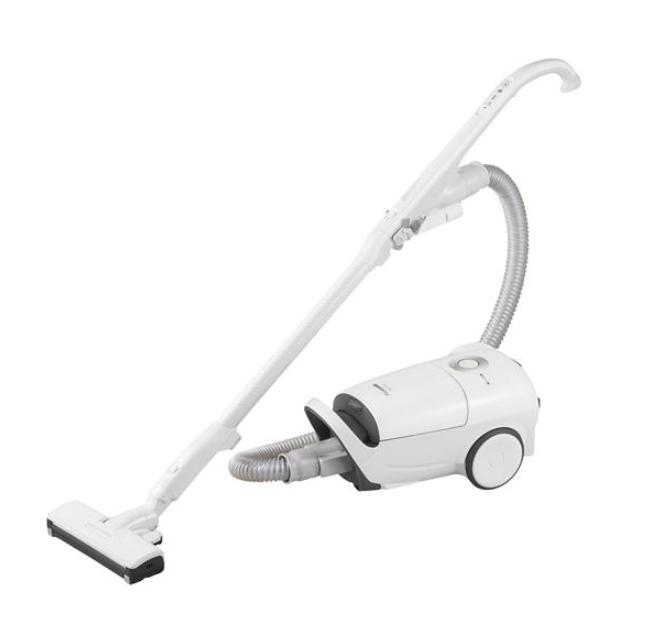 紙パック式掃除機 ホワイト  MC-JP820G-W