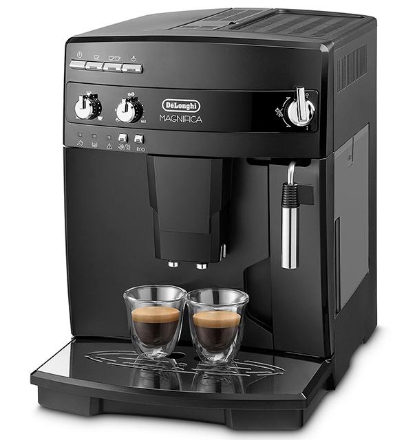 全自動コーヒーマシン「マグニフィカ」ブラック  ESAM03110B