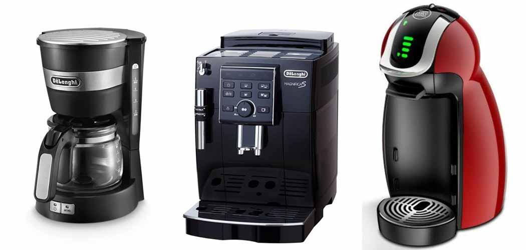 コーヒーメーカーの種類で選ぼう