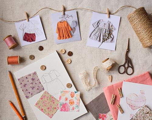 裁縫 イメージ写真