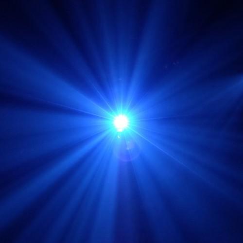 プロジェクターの明るさのイメージ図