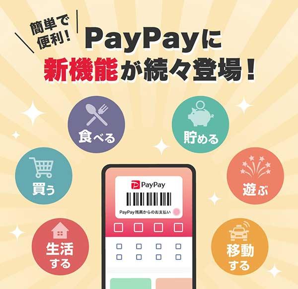 PayPayモール、PayPayフリマのミニアプリキャンペーン