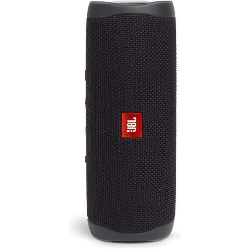 JBL Bluetoothポータブル防水スピーカー FLIP5(フリップ5) ブラック  JBLFLIP5BLK 商品コード:4968929055777