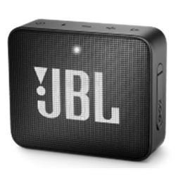 JBL Bluetoothワイヤレス防水スピーカー JBL GO2 ブラック  JBLGO2BLK 商品コード:4968929027446