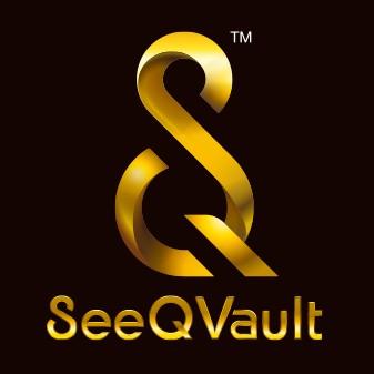 SeeQVaultのロゴ