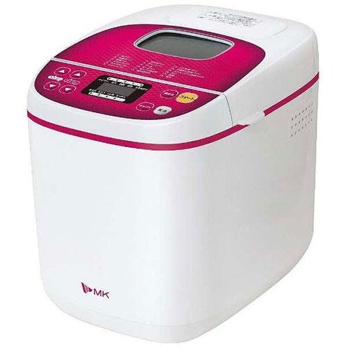 MK ホームベーカリー ふっくらパン屋さん 1斤用 HBS-100W-W 商品コード:4905249296787