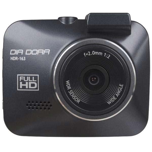 エンプレイス 200万画素ドライブレコーダー NDR-163 商品コード:4562299335042
