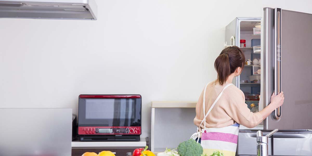 冷蔵庫の寿命は?