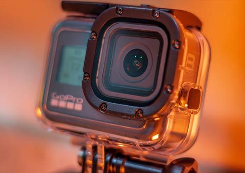 GoProの写真