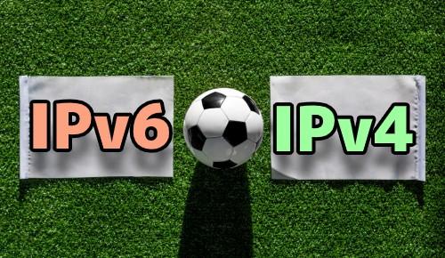 IPv6 vs. IPv4