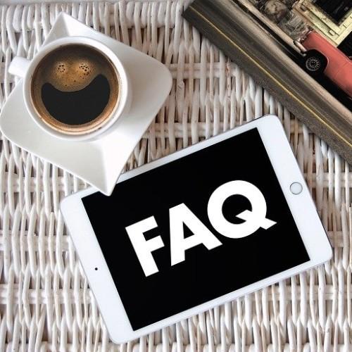 よくある質問FAQのイメージ