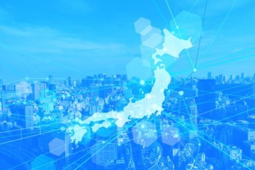 日本のインターネット回線