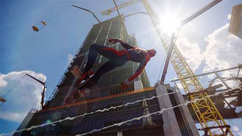 Marvel's Spider-Man(マーベルスパイダーマン)