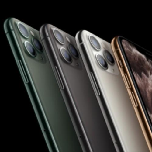 iPhone11Proのカラーバリエーション