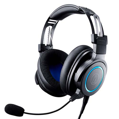 【audio-technica】 ゲーミングヘッドセット ATH-G1 JAN:4961310150129