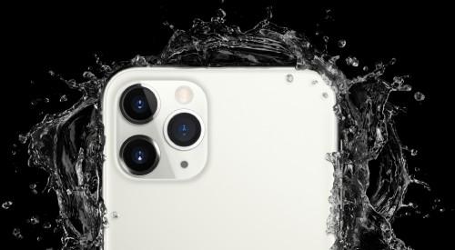 iPhone11の防水性能