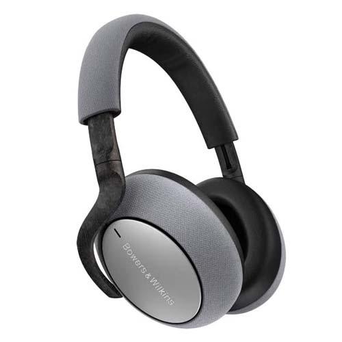 【Bowers&Wikins】 ワイヤレスノイズキャンセリングオーバーイヤーヘッドフォン シルバー PX7-S JAN:4951035073735