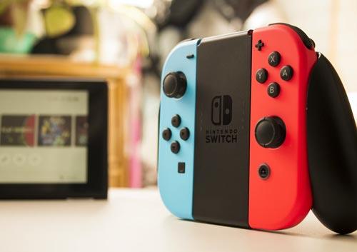 Nintendo Switchの写真