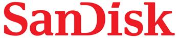 サンディスクのロゴ