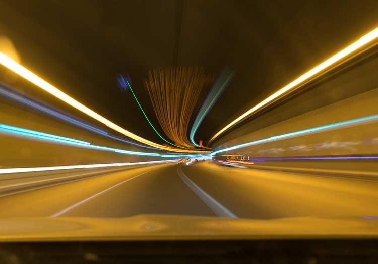 ドコモ光の速度