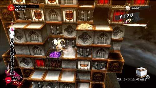 キャサリン・フルボディ for Nintendo Switch プレイ画像
