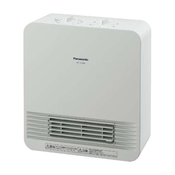 Panasonic パナソニック セラミックファンヒーター  DS-FS1200-W 商品コード:4549980089583