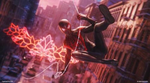 Marvel's Spider-Man: Miles Morales Ultimate Edition(マーベルスパイダーマンマイルズモラレス)