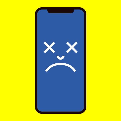 iPhoneトラブルシューティング