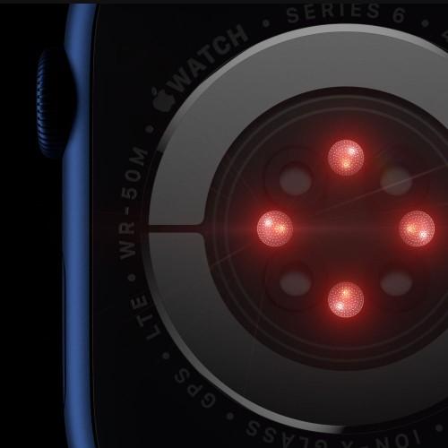 血中酸素センサーのイメージ