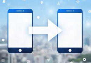 iPhoneを機種変更するときのバックアップ・データ移行はどうしたらよい?のアイキャッチ